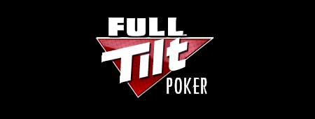 Full Tilt Poker Login Page