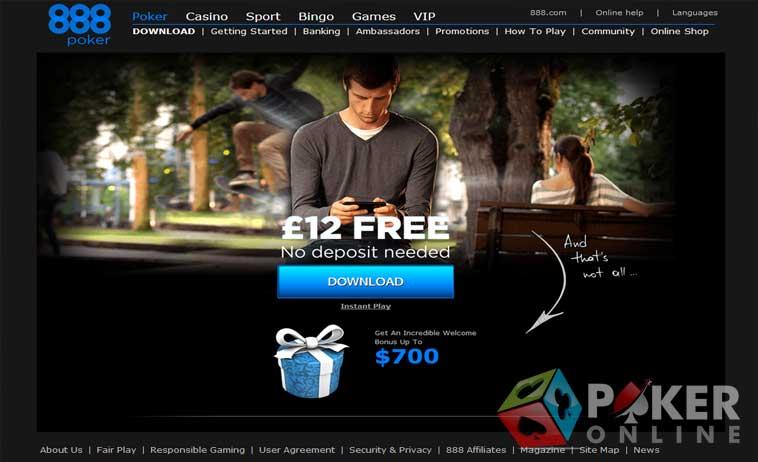 Poker Online Com