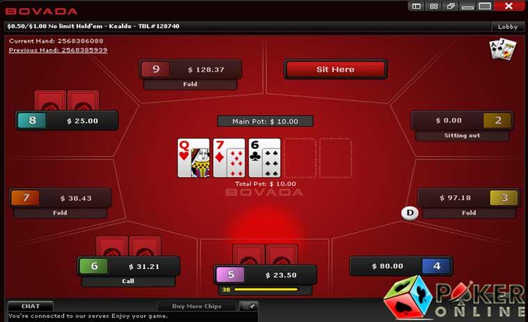 Bovada Poker Payout