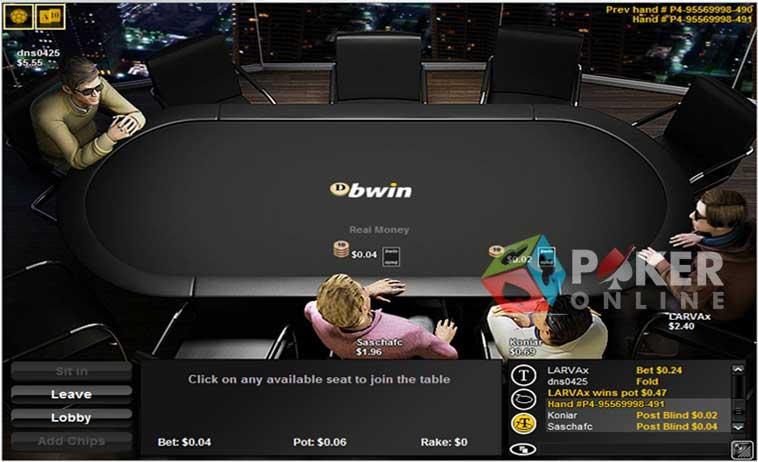 Poker Bwin Review