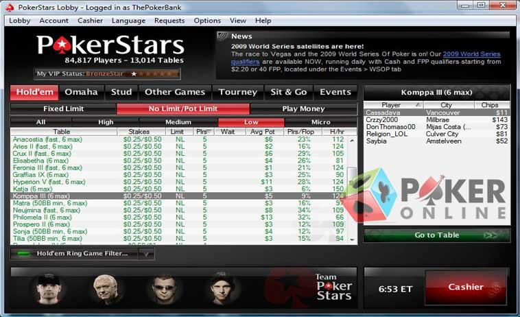 Pokerstars Sign Up Bonus
