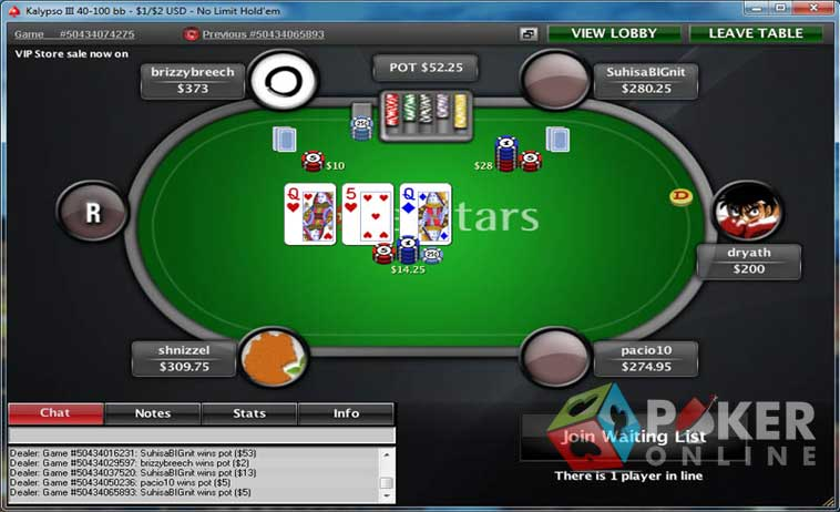 Pokerstars.Ca