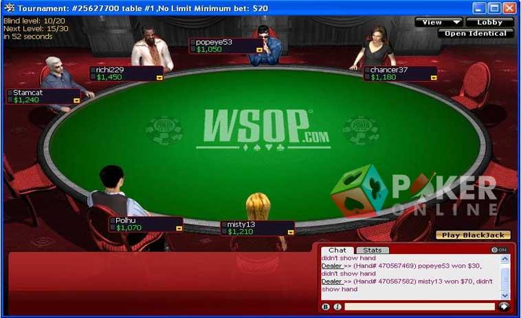 southwind casino size