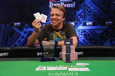Dutch Poker Professional Wins WPT Marbella