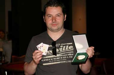 Andrew Jones Takes the Title for William Hill's Welsh Amateur Poker Championship