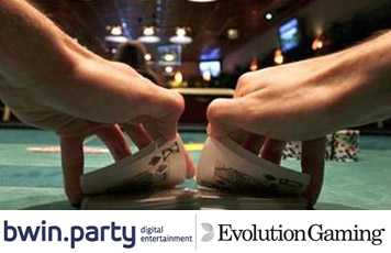 Bwin Party Launches Evolution Gaming Live Casino in Italy