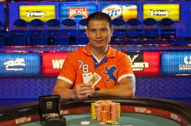 Chiab Saechao wins first WSOP 2012 Gold Bracelet