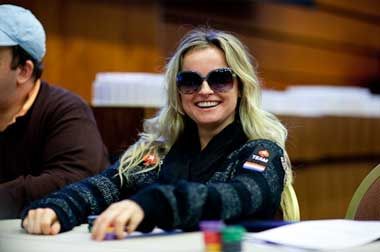 Czech Player wins $2K in PokerStars Women's Sunday