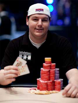 Shaun Deeb Takes 4th SCOOP Title