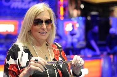 Allyn Jaffrey Shulman Wins WSOP 2012 Seniors Championship