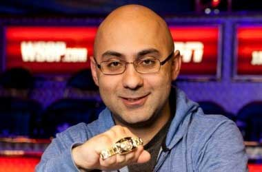 Ashkan Razavi Takes First Place in WSOP $1,500 NLH Event
