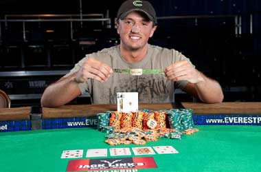 Carter Phillips Wins the $1500 WSOP Texas Hold 'Em Event