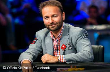 Negreanu Supporting a Great Cause