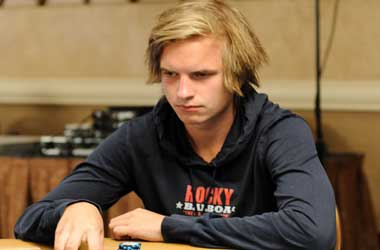 Viktor Blom Loses to Tommy Chen in WSOP Event #12