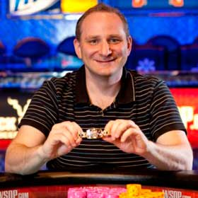 Andy Bloch Wins His First WSOP Bracelet