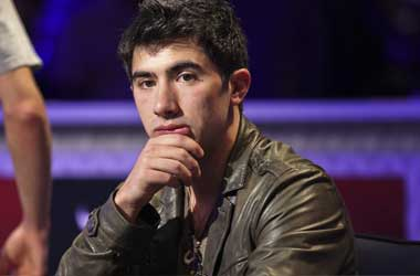 Jesse Sylvia is Chip Leader of WSOP 2012 Main Event Final