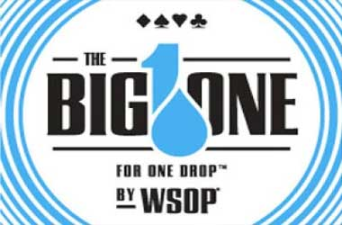 $5.6 Million Raised for Charity at WSOP Big One for One Drop Event
