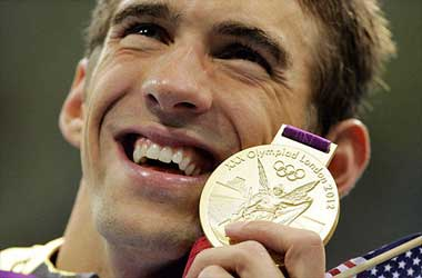 Retired Swimming Star Michael Phelps Wins $100k at Las Vegas Casino