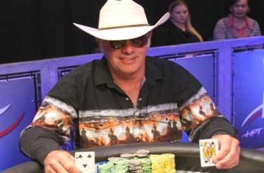 Mike Harris Wins Mile High Poker Open Title