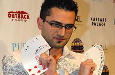 Antonio Esfandiari Wins Inaugural Big One for One Drop Tournament
