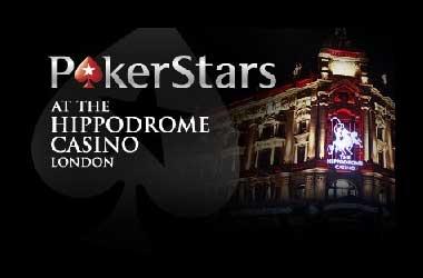 PokerStars to Launch Poker Room in Hippodrome Casino