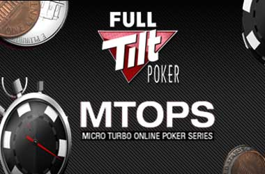 Full Tilt Poker Announces New Tournament Series MTOPS