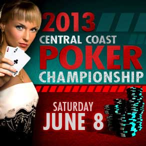 Chumash Casino Resort To Host Central Coast Poker Championship