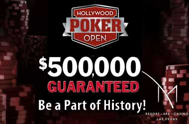 Hollywood Poker Open at M Resort
