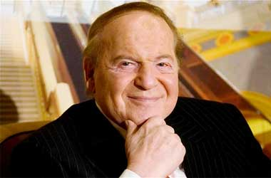 "Sheldon Adelson's Survey Shows ""Universal Opposition"" to Internet Poker"
