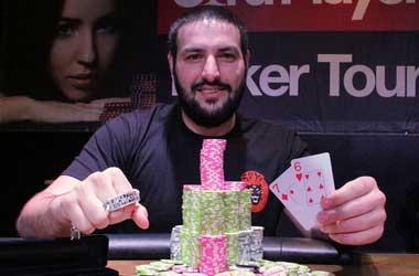Mo Abedi-Arani  Wins The Card Player Poker Tour Choctaw Main Event