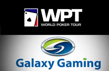 "World Poker Tour & Galaxy Gaming Launch ""WPT Heads Up Hold'em"""