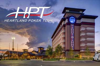 Indigo Sky Casino & Heartland Poker Tour To Host- TV Event
