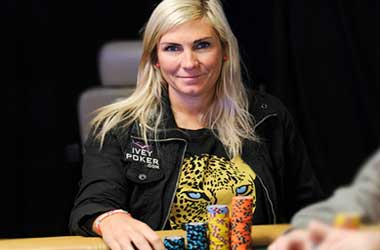 The 2013 World Series of Poker Europe Ladies Champion Is Jackie Glazier