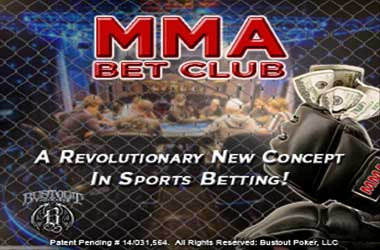 MMA Bet Club To Be Launched By Bustout Poker Apparel Founder Jeff Griffith