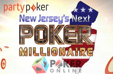 Party Poker Launches New Jersey's Next Poker Millionaire Promotion