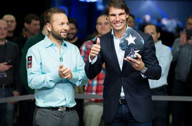 Tennis Star Nadal Defeats Top Poker Players To Win Charity Event