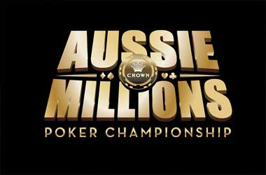 2014 Aussie Millions All Set To Rock Crown Melbourne In Jan