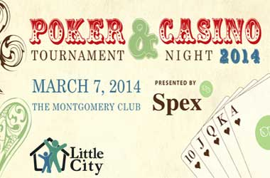 Little City To Host Poker Event To Raise Funds for Those With Disabilities