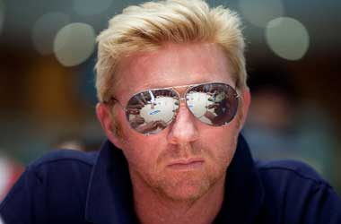 Tennis Ace Boris Becker Teams Up With The Global Poker Index