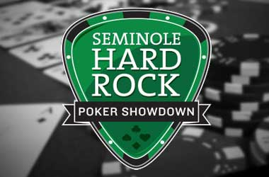 Seminole Hard Rock Poker Showdown Scheduled To Start on 27th March