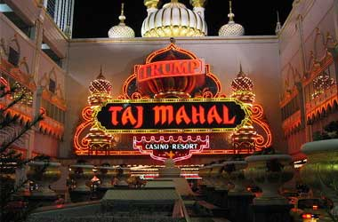 Trump Taj Mahal Set To Close As Gaming in New Jersey Suffers