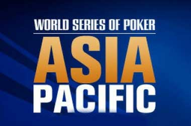 World Series of Poker Asia-Pacific Events Online Registration Now Open