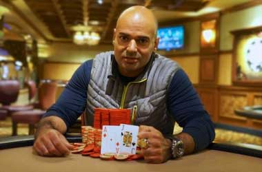 Zal Irani Wins Chicago Poker Classic Event After Defeating 2,296 Entrants