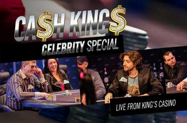 PokerNews To Live Stream Celebrity Cash Kings Live