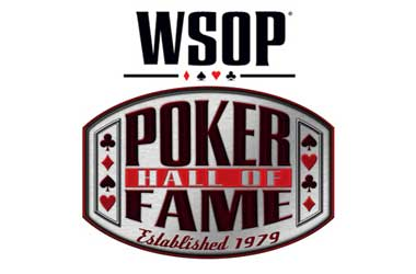 World Series of Poker - Hall Of Fame
