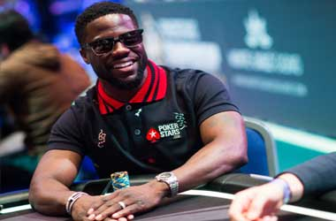 PokerStars Signs Celebrity Kevin Hart To Make Poker Fun Again