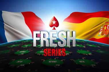 €5 Million Guaranteed Poker Stars Prize for Spanish and French Players in FRESH Series are Waiting