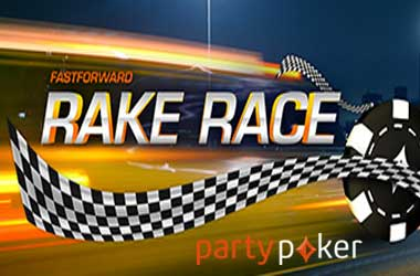 partypoker Brings Back Its Daily Fastforward Rake Races Promo
