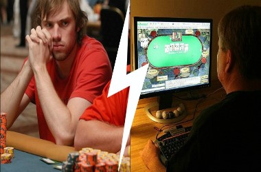 Making the Transition from Online Poker to Live Poker