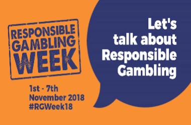 responsible gamblin week